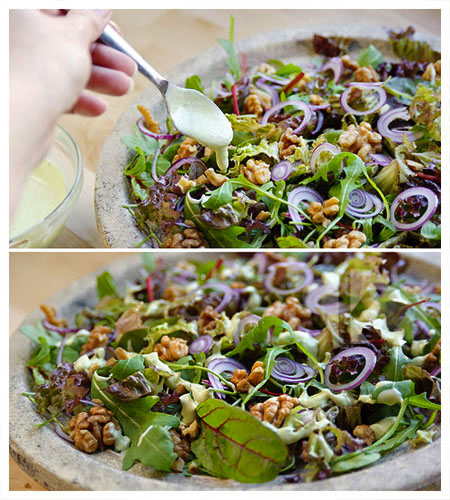 Kaydorf Salad