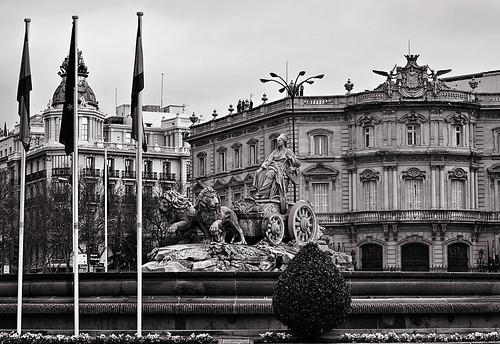 Plaza de Cibeles II (Madrid)