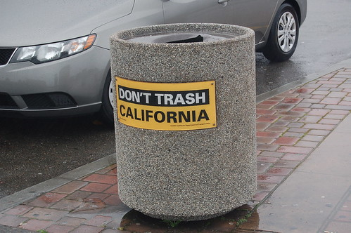 Dont trash