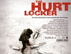 [Poster for The Hurt Locker]