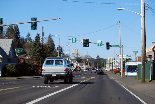 US 101 @ SR 109