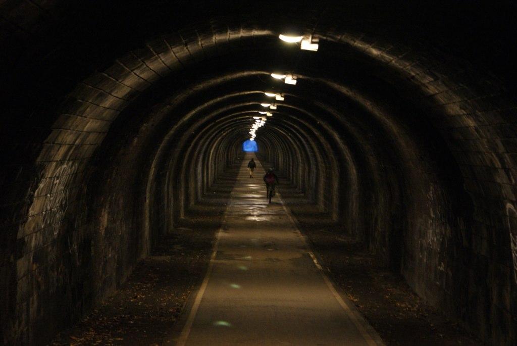 The Innocent Railway Tunnel