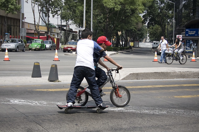 Reforma Sunday Skate n Ride