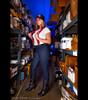Sheri (Jesse Estes) Tags: sheri internationalharvester strobist jesseestesphotography