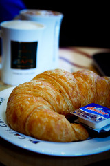 Croissant @ Dr Cafe, Solaris