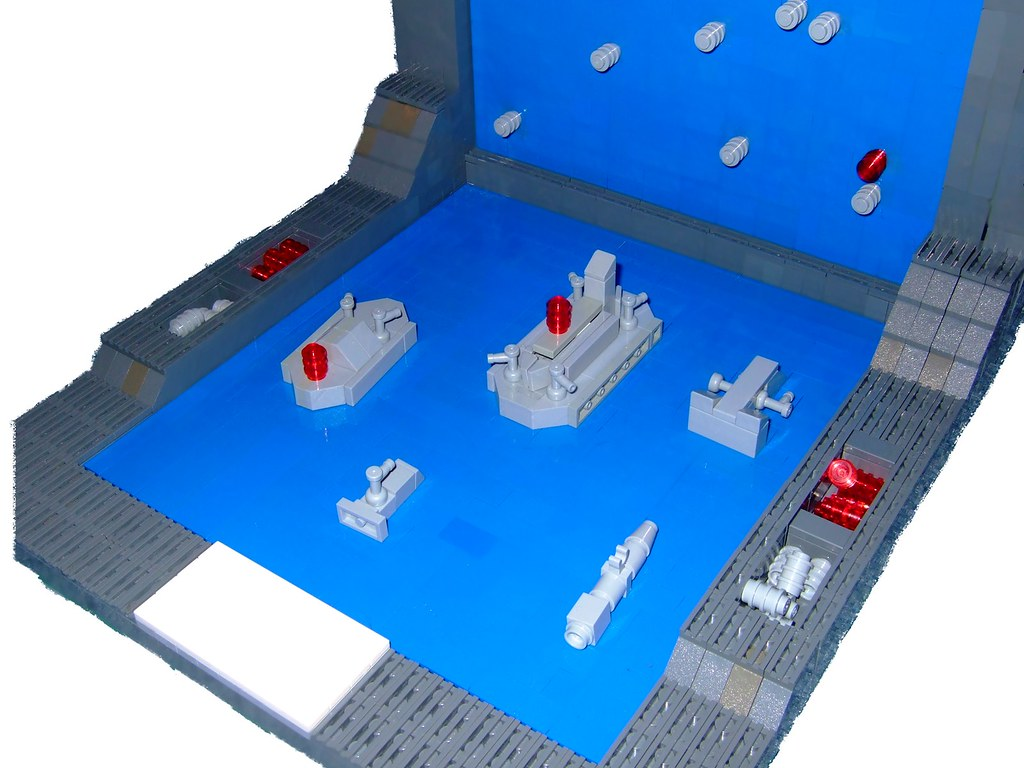 Shot of the Ships - Battleship