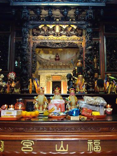 Temple inside Temple