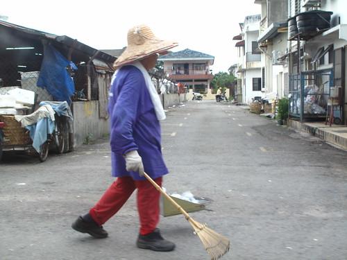 IMG_4430 Cleaner , 清洁工人