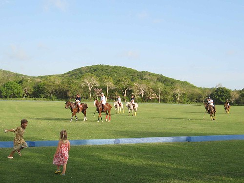 Polo at Careyes