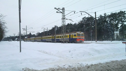 The Train to Jurmala