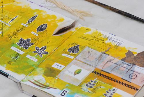 "Art book ""Tree"""