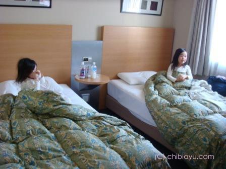 20080129-cf01 コンフォートホテル大阪心斎橋
