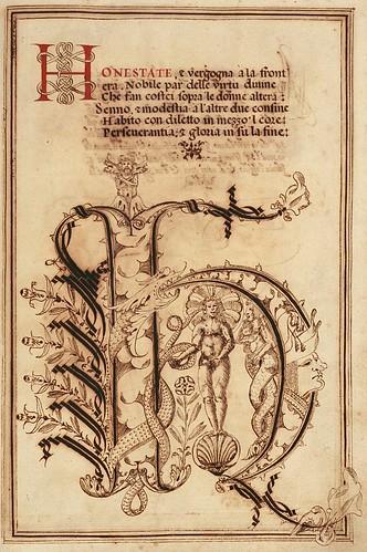 006-Opera dianto nella quale vedrete molte caratteri di lettere - Antonio Schiratti – 1600-1615