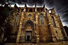 Seo de Manresa (Jose Luis Mieza Photography) Tags: spain catedral catalonia seu catalunya catalua seo bages manresa benquerencia reinante jlmieza reinanteelpintordefuego joseluismieza