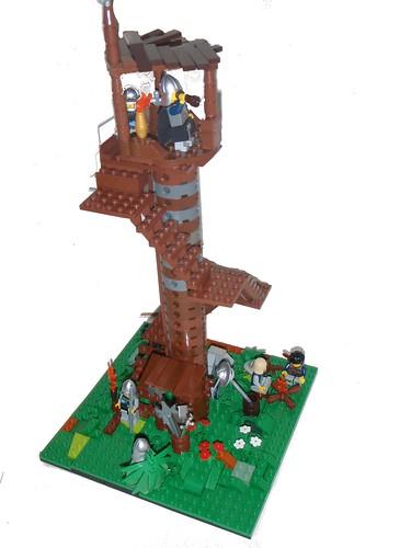 Wachturm an der Grenze 5