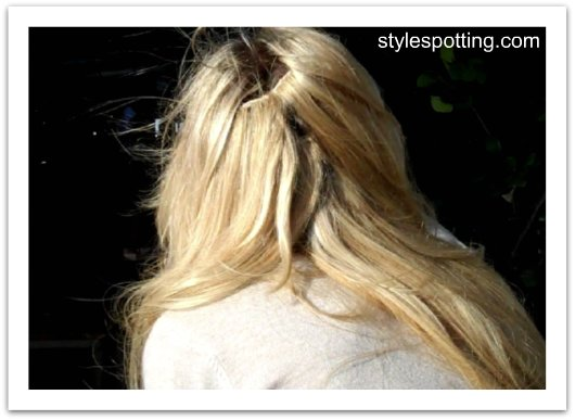 How NOT to Wear Hair Extensions