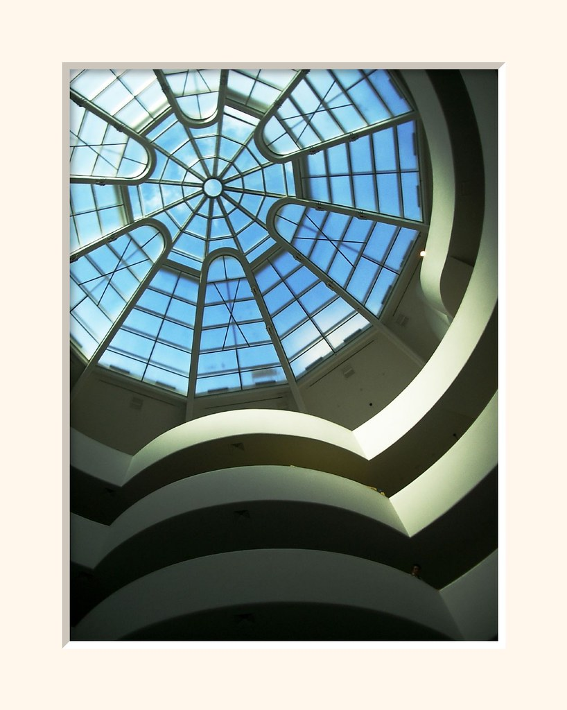 Guggenheim Blue