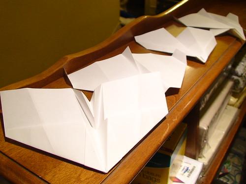 Original Paper Airplane Designs
