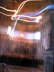 Electric Spirit (Coquine!) Tags: light vatican rome roma licht sanpietro rom stpeter petersdom christianleyk