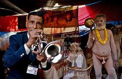 Music for him.......... (subirbasak) Tags: portrait people musician india face look indian yogi ritual basak rites naga mela haridwar musicplayer festivalofindia akhara indianpeople facestudy peopleofindia junaakhara theunforgettablepictures indiaphoto subirbasak kumbh2010 ritualsofindia othersideofindianpeople kumbhmela2010 mahakumbh2010 kumbhafair nagamelainharidwar kumbhmelainharidwar kumbhfairinharidwar kumbhfair2010 urbanpeopleofindia colorfulpeopleofindia traditionritualofindia nadedmonk nagamonkofindia facesofindiannagapeople