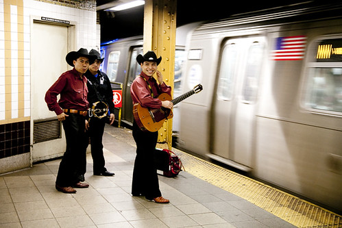Subway band