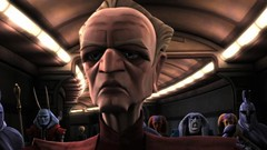 Everyone follows the chancellor (dodkalm72) Tags: starwars palpatine clonewars masamedda ornfreetaa