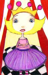 Circus Ballerina Queen!