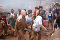 Muddy suitguy 3 (Mr. Muddy Suitman) Tags: san mud tie diego run suit