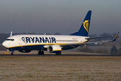 EI-EFK - 37537 - Ryanair - Boeing 737-8AS - Luton - 100104 - Steven Gray - IMG_5960