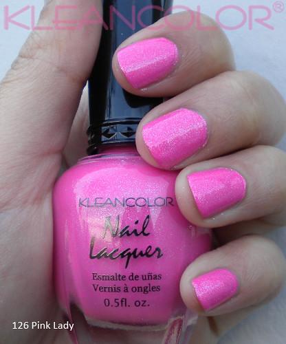 126 Pink Lady