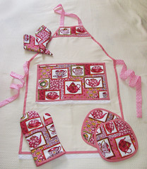 Jane_kitchen (pudim_de_pano) Tags: pano artesanato patchwork avental costura necessaire portabijuteria portaanel