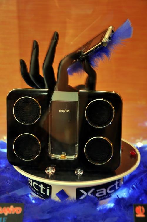 Slim Cradle speaker