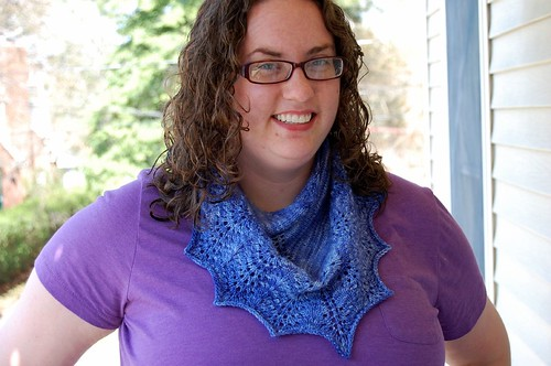 FO: In the Land of Oz shawlette