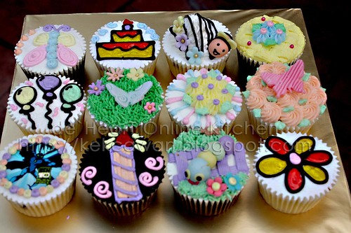 Sample: Basic Cupcakes Deco