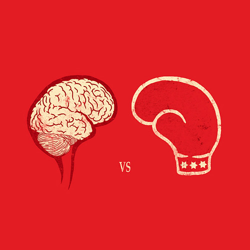 Brain vs. Brawn