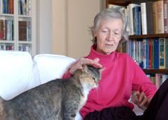 Gray Ladies (statelyenglishmanor) Tags: family mom ophelia
