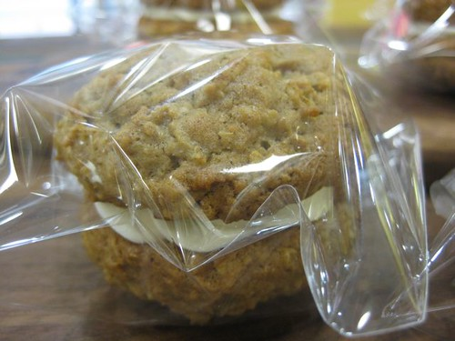 Bakeshop - Oatmeal Cream Pie