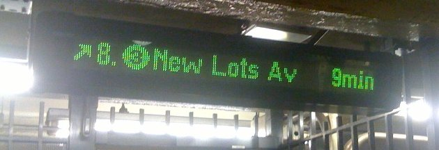 MTA empowers subway schedules (CU)