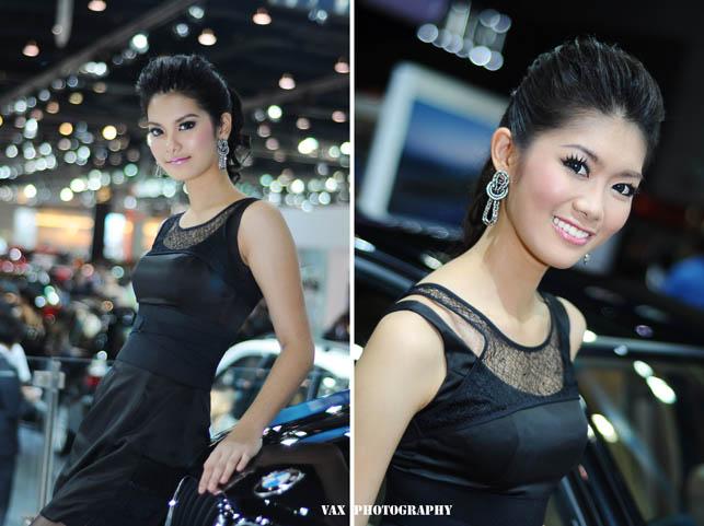 Bangkok Motor show girls 03