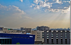 #12 Hyderabad Cityscapes (Siddhesh Dhupe) Tags: cityscapes dell hyderabad hyd hitechcity
