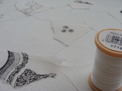 '52 drawings' in progress
