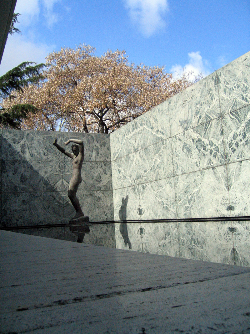 1929. The Barcelona Pavilion