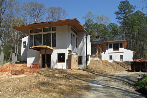 Home Construction on Jett Road VII / Atlanta, GA