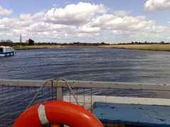 View in the middle of the broads