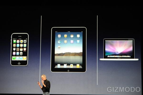 APPLE iPAD現場實測記錄, Steve Jobs(賈伯斯)打造ipad的蘋果魅力2