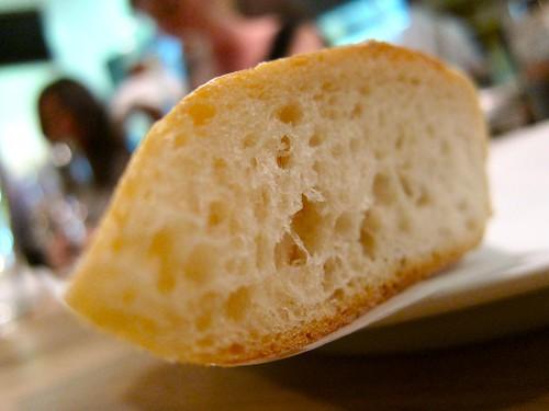 Salted baguette at Ludobites 4.0