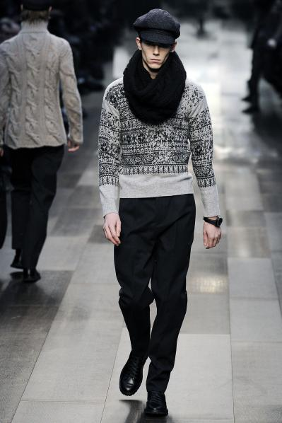 Jeremy Young2050_FW09_Milan_Burberry Prorsum(diorboy@mh)