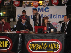 Tigers Opening Day with WRIF at Chelis Chili 024 (DMC Heals) Tags: home mike sports bar restaurant hit team rocks downtown chili baseball detroit drew slide run stephen professional doctor lane clark tigers fans athletes players friday base openingday bases mlb 1011 detroittigers physician lemos wrif majorleaguebaseball chelios chelischili sportsmedicine april9th detroitmedicalcenter comerciapark sportsmed 101wrif dmcheals dmcsurgeryhospital trudidaniels