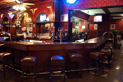 Far Western saloon
