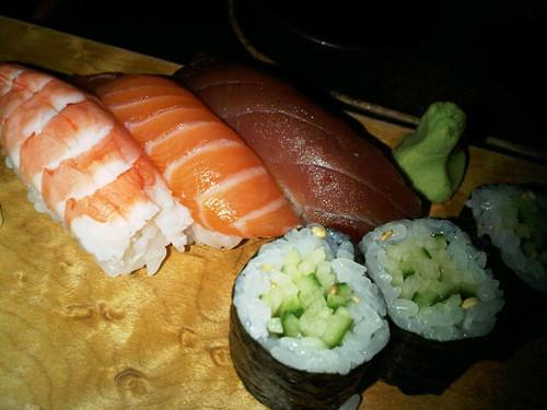 NAMI Restaurant Appetizer Sushi